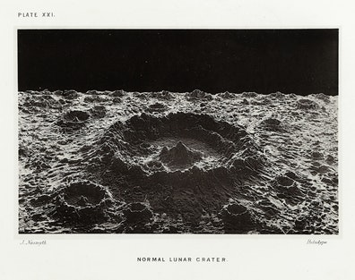 Normal Lunar Crater