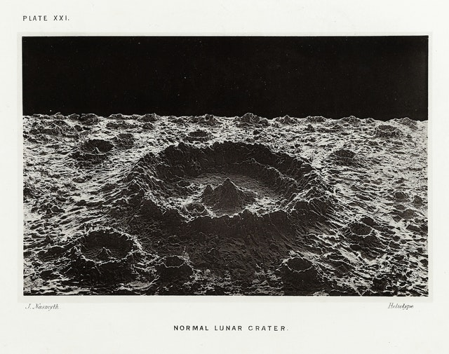 Normal Lunar Crater