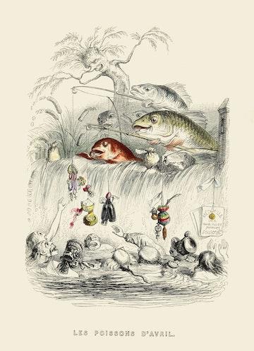 April Fools (Fish of April)