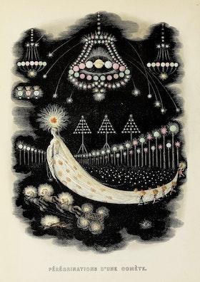 Wanderings of a Comet