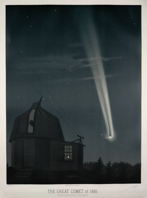 The Great Comet of 1881