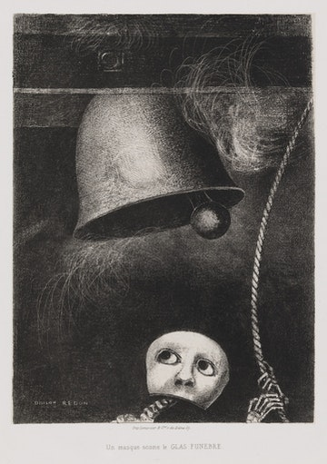 To Edgar Poe (A Mask Sounds the Death Knell)