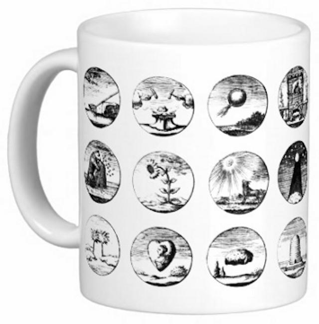 Emblems Mug