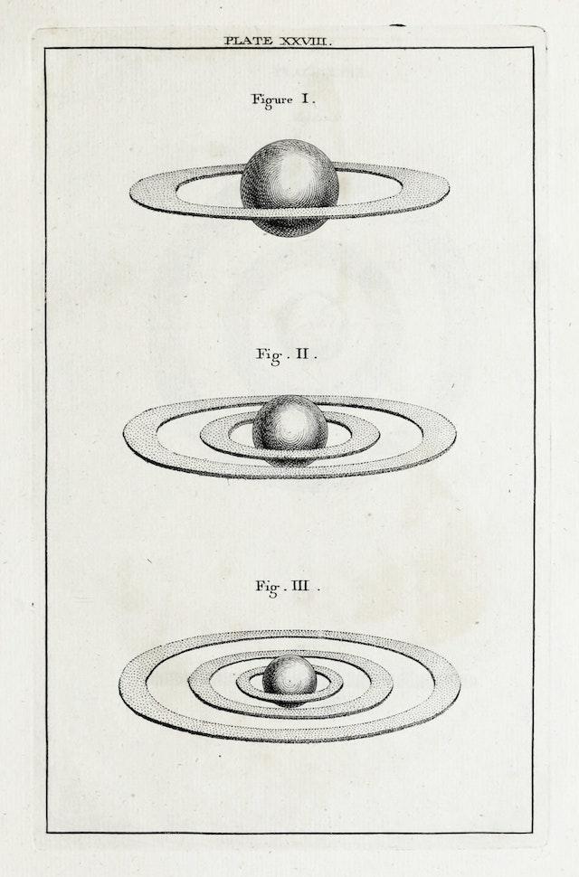 Stars Arranged in Rings