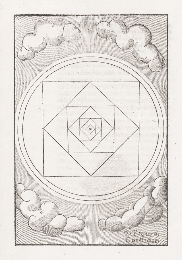 Cosmic Figure