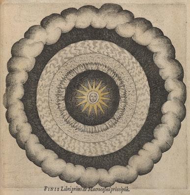 Diagram of the Macrocosm