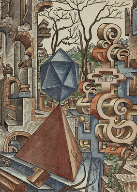 Geometria et Perspectiva: II