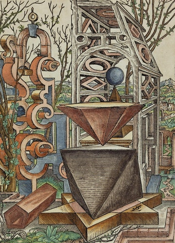 Geometria et Perspectiva: III