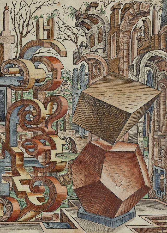 Geometria et Perspectiva: IV