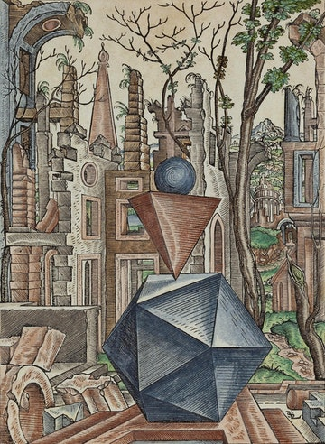 Geometria et Perspectiva: V